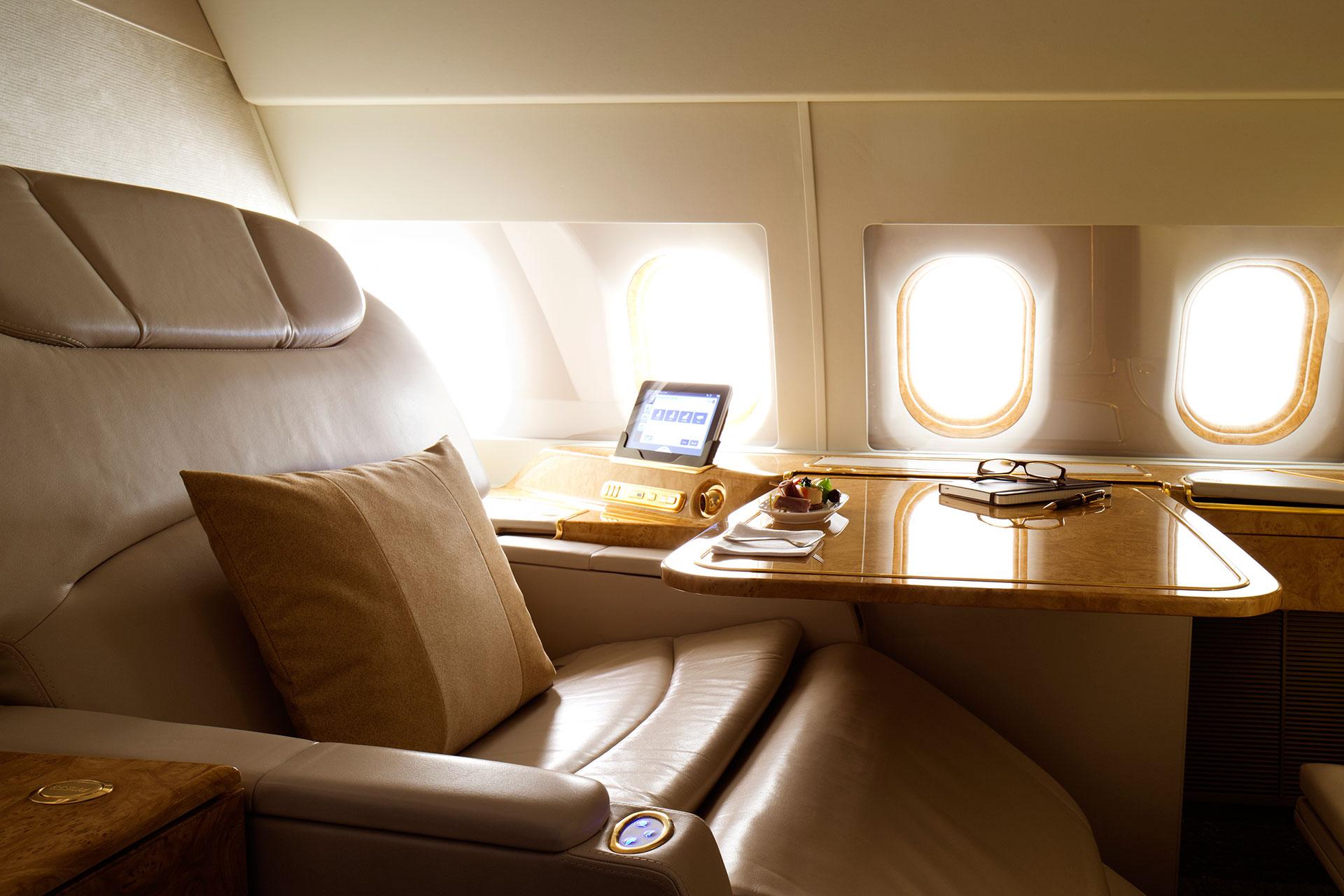 Emirates Executive Jet
